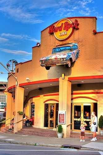 Hard Rock Cafe - Niagara Falls, New York