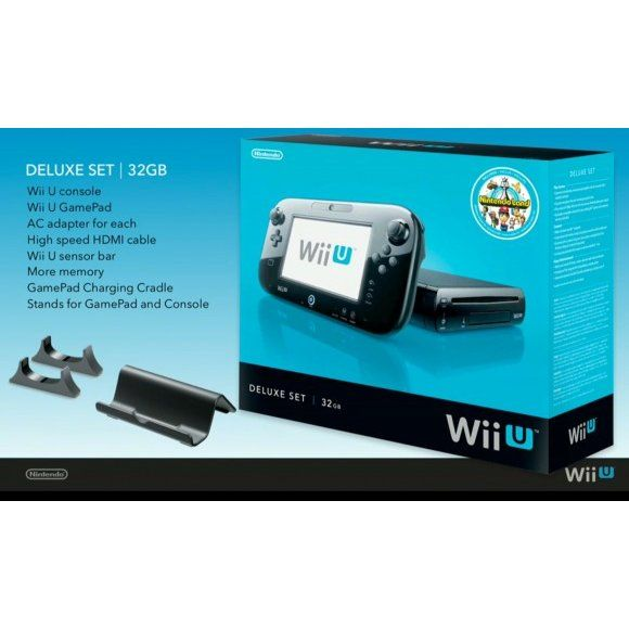 16 best Wii U Consoles images on Pinterest | Console, Consoles and ...