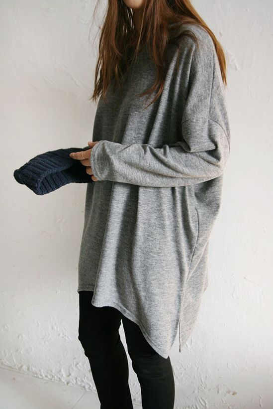 Baggy clothes for women