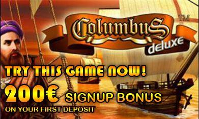 Columbus Deluxe Free Slots