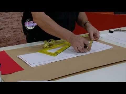 Hermenegildo Zampar - Bienvenidas TV en HD - Explica la manga sastre - YouTube