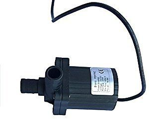 FORTRIC ZKWP03 160GPH DC 12V 1.2A Magnetic Drive Centrifugal Pump Brushless Submersible Water Pump Aquarium Pond Fish… #coupons #discounts