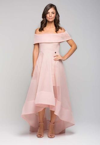 Blush Tulip Dress