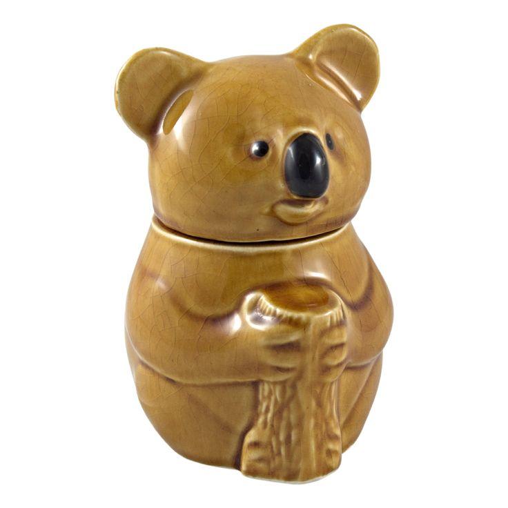 Vintage honey pot from www.ideavintage.pl