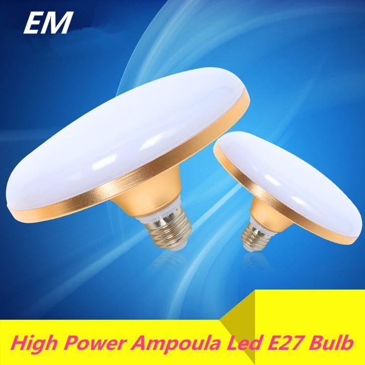 High Power Ampoula Led E27 Led Bulb Lamp Light 15W 20W 30W 50W 60W AC90~220V LEDs Light Bombilles Lampada LED E27 Home Lighting #Affiliate