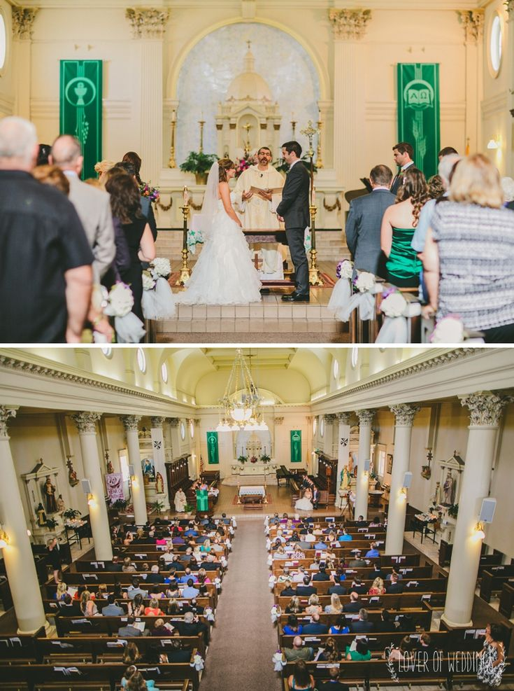 Wedding at St. Dominic's Catholic Church Benicia