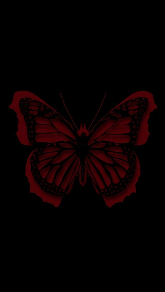 Red Butterfly Wallpaper Butterfly Wallpaper Butterfly Wallpaper Iphone Butterfly Wallpaper Backgrounds