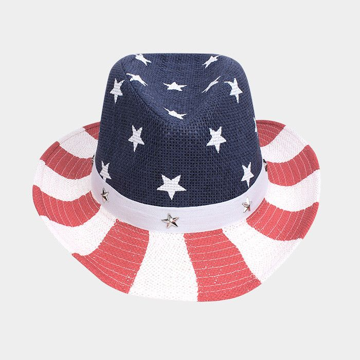 Do you love fashion? How about this new product  American Flag Fedora Hat Come take a closer look!