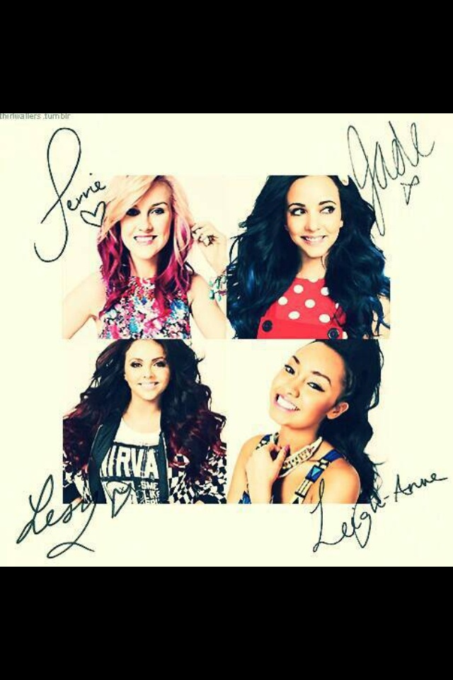 Can't wait until tomorrow! Little Mix here I come! :) <3
