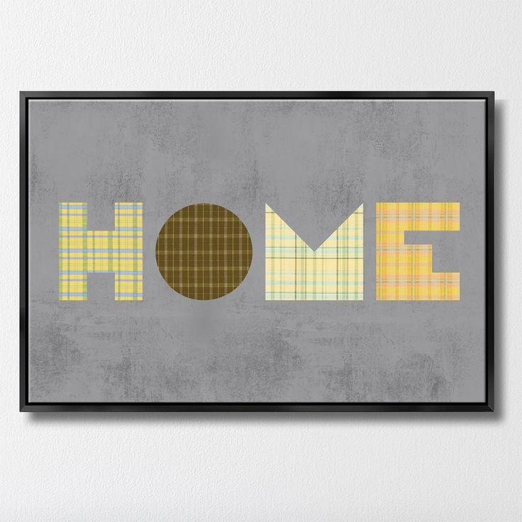 DOMEK W KRATKĘ  MIXGALLERY home,typography,wallart,canvas,canvas print,home decor, wall,framed prints,framed canvas,artwork,art