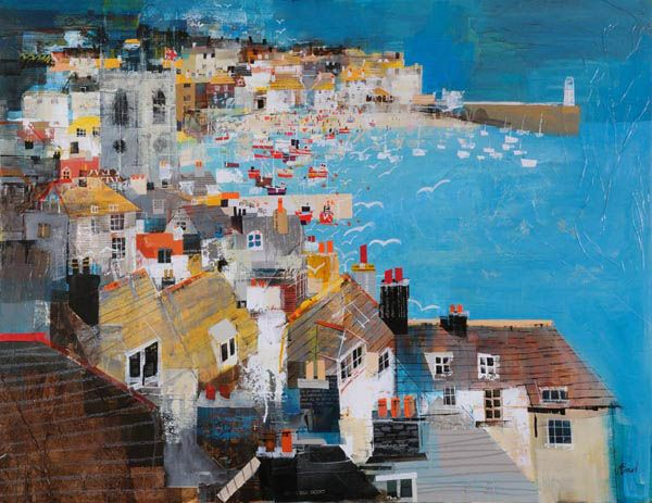 Harbour View St Ives 34x44