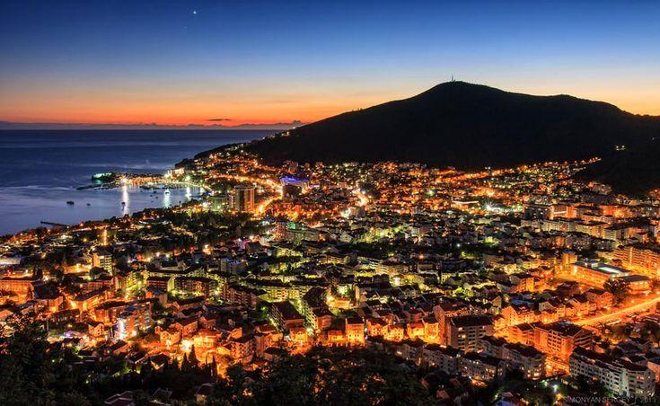 Отдых в Будве – солнечном курортном городе Черногории