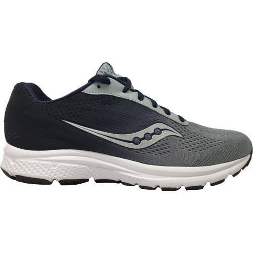 Saucony Men's Nova Running Shoes (Grey/Navy, Size 10.5) - Men's Running Shoes at Academy Sports