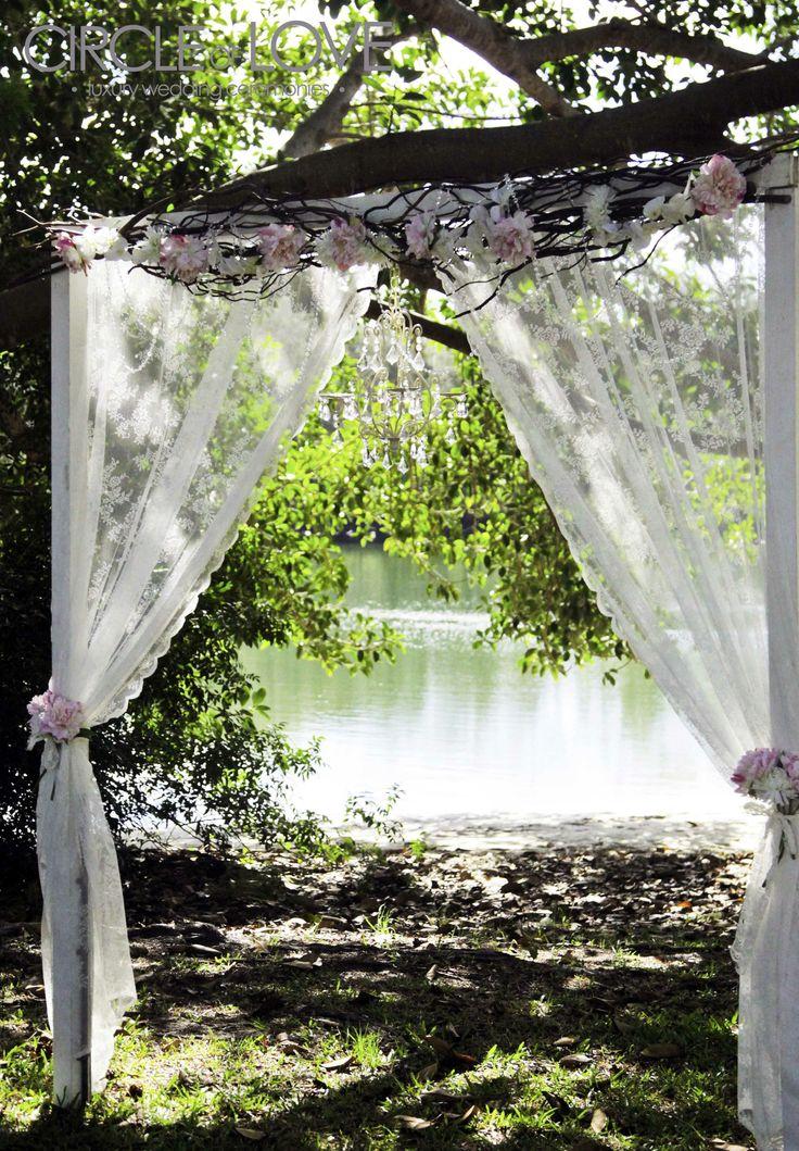 Vintage Wedding Arches | vintage wedding arch gold coast
