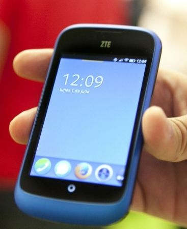 The Firefox OS Smartphone Is Only $33 in India