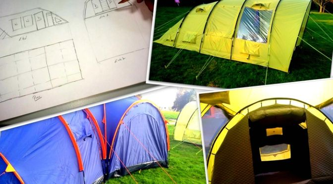 ThermoTents Acoustically & Thermally Insulated Tents.