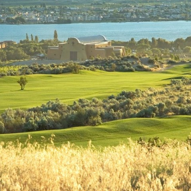 Sonora Dunes Golf course... In Osoyoos... Just 25mins outside of Penticton.