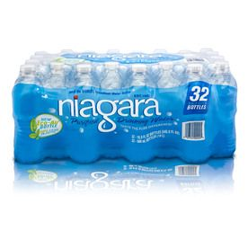 Niagara 32-Pack 16.9-fl oz Purified Water Niagara 32-Pack 16.9-fl oz Purified Water LOWES $3.97