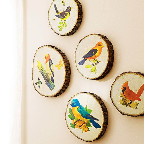 Bring a little nature into your home! Follow the steps for our Natural Beauties Wall Art DIY: http://www.bhg.com/decorating/do-it-yourself/wall-art/wall-art-projects/?socsrc=bhgpin091213naturalbeautiespage=21