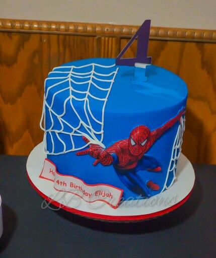 Photos Of Spider Cakes