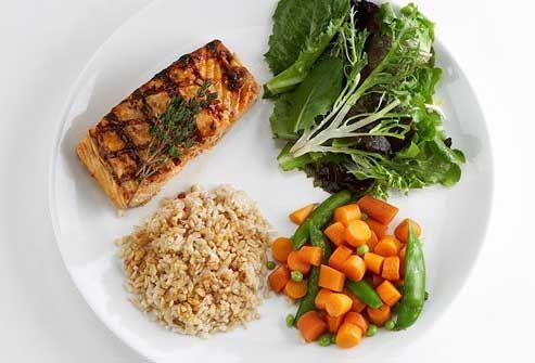 Полезные диетические продукты для похудения.  Какие продукты являются диетическими и способствуют снижению веса