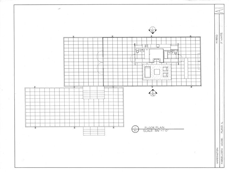 25 best ideas about farnsworth house plan on pinterest farnsworth house ludwig mies van der. Black Bedroom Furniture Sets. Home Design Ideas