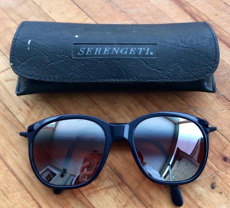 Serengeti Sunglasses Corning Optics                      – LyndiLaneVintage