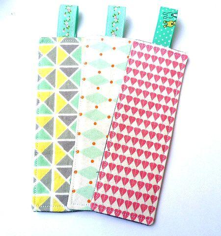 marques pages tissu,DIY marque page,marque-page couture,couture facile,couture débutant,marque-page faciles, DIY,fleur de lotus,un lotus bleu