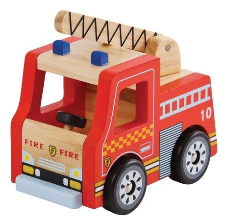 Bello Fire Engine