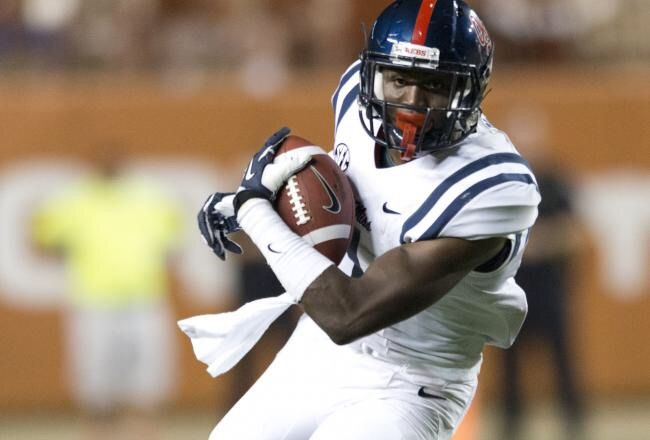 Laquon Treadwell sufferedone of the most gruesome injuries of the 2015 season against Auburn last November. The Ole Miss wide receiver caught a screen pass and ran all the way to the 1-yard line before …