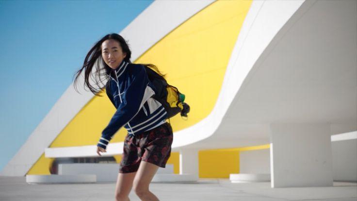人気韓国人スケーターコヒョジョがVOGUE JAPAN3月号に登場