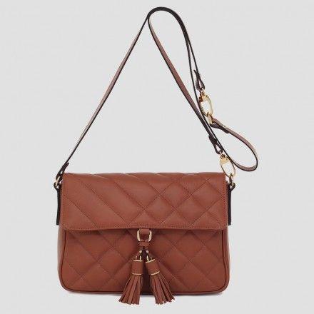 Bolsa média estilo carteiro | Smartbag Bolsas