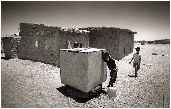 Refugee children in south algeria (photojournalism) on Behance