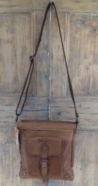 Hill burry Vintage schouder tas