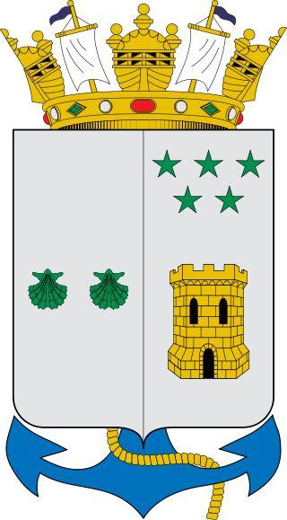 Escudo de la Ciudad de Talcahuano