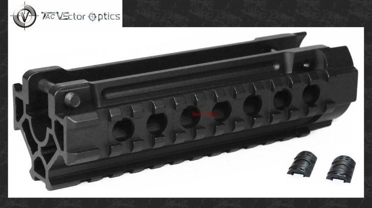 Vector Optics Tactical MP5 H&K Tri-Rails Hand Guard Picatinny Weaver Rail Mount System Free 9 Pieces Rail Guard Covers