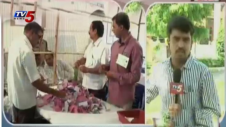 All Set for East Godavari MPTC & ZPTC Election Counting