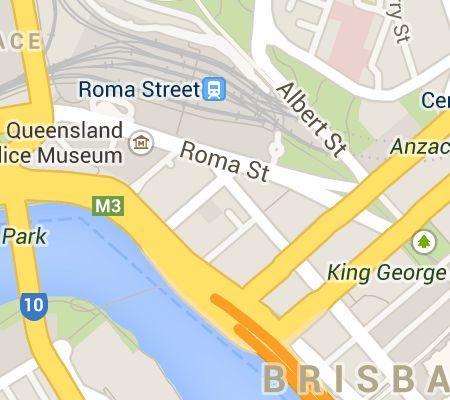 Thrive On George, Brisbane - Cafes