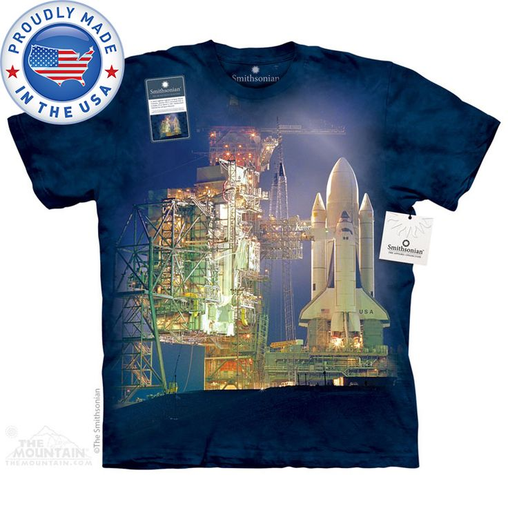 f44d104b The Mountain Columbia Mission STS-1 T-Shirt | Wish list