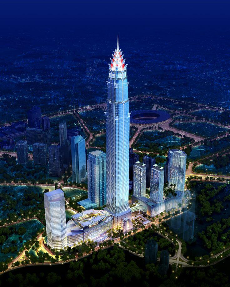 JAKARTA | Signature Tower Jakarta | 638m