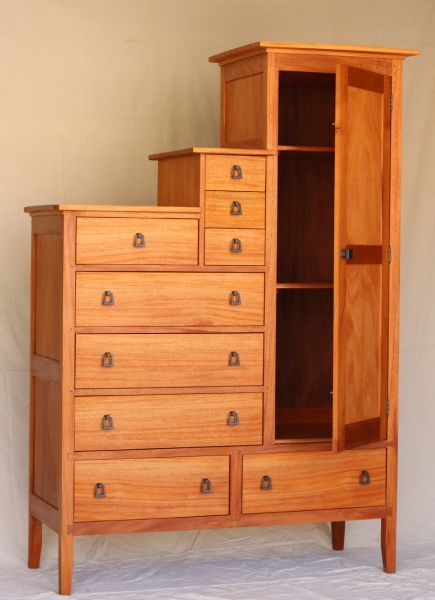 Johns Armoire -- WoodworksbyJohn