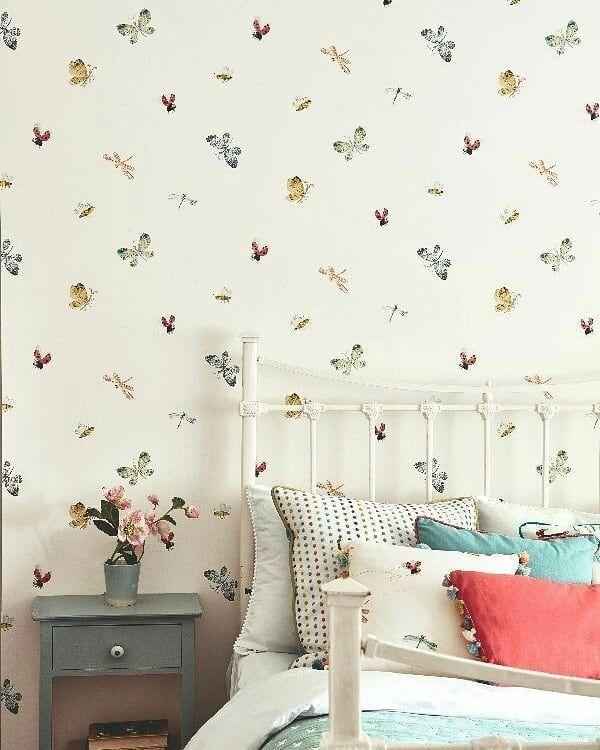 New The 10 Best Home Decor With Pictures Adorando Esse Papel De Parede Agora Só Falta Decoración Del Dormitorio Dormitorios Decoración De Habitaciones