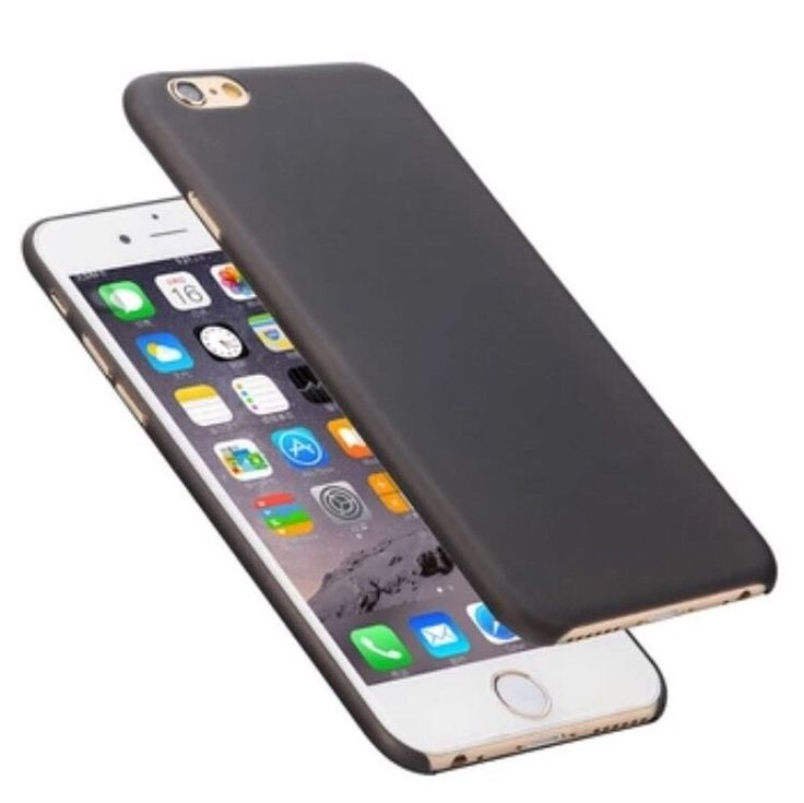 Ultra Thin Matte Case Cover Skin for Apple iPhone 6 6s & iPhone 6 Plus