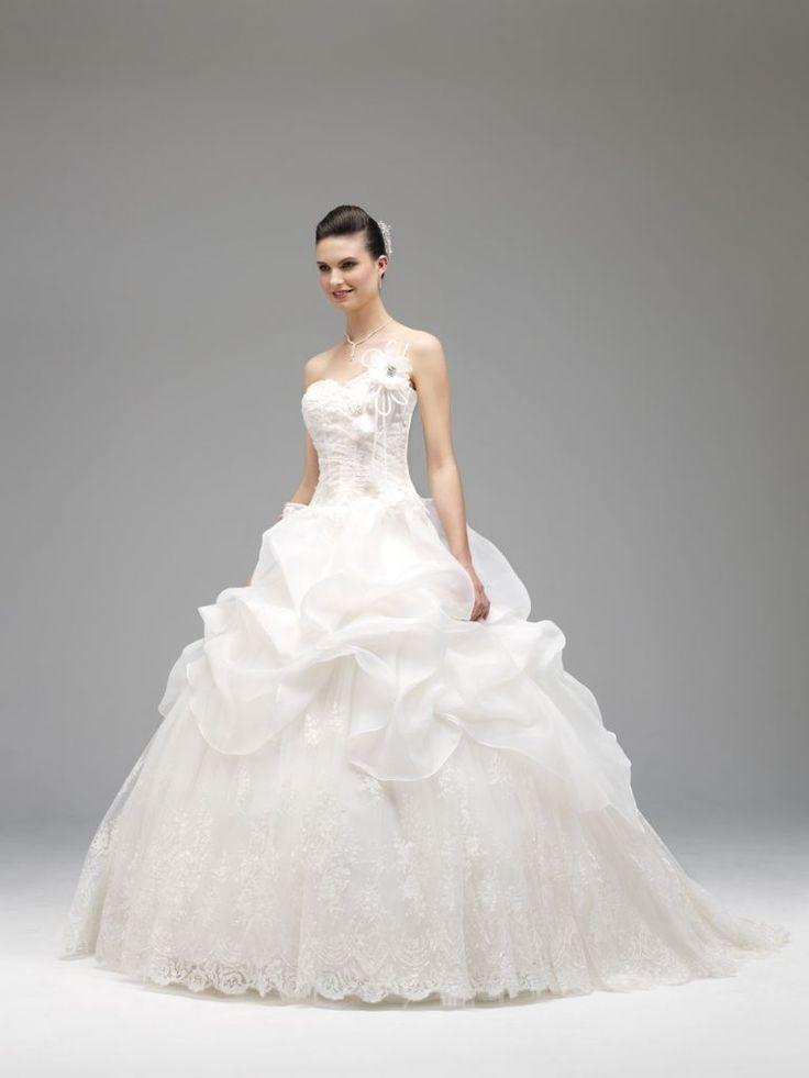 Morelle mariage - Robe de Mariée : Robe de Mariée Annie Couture - Argente