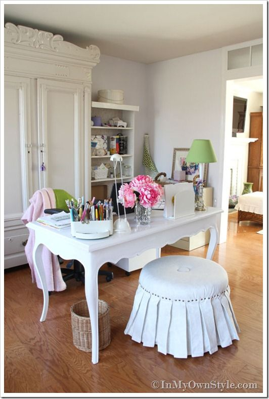 home office craft room ideas. desk makeover home office sewing room craft ideas
