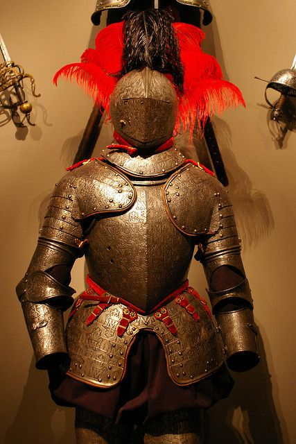 Armour of Duke of Medina-Sidonia