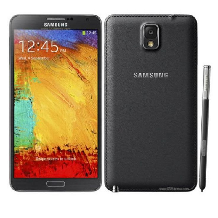 Samsung Galaxy Note III N9005 Black
