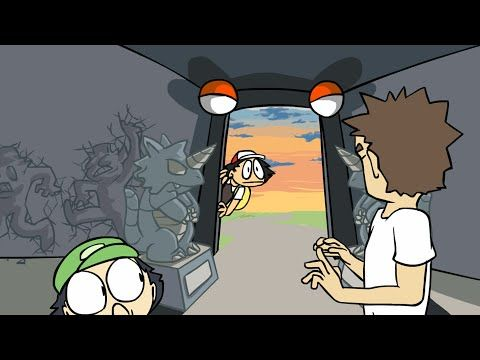 Twitch Plays Pokemon Animated (1) The Mis-Adventure Begins - YouTube