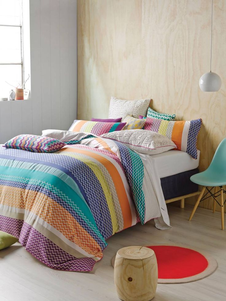 QUILT COVER SETS SAXON BRIGHTS SINGLE