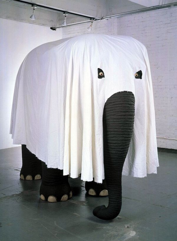 The Elephant From Ku Klux Klan | Picture Of The DAY ...